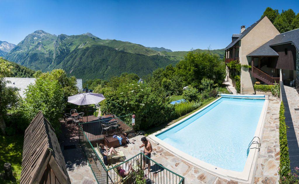 A location de gite pyrenees première photo -0