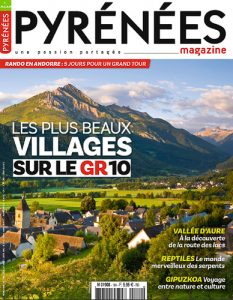 Sejours rando Pyrenees-famille hebergement et circuits hautes pyrenees-GR 10 etape vallee du louron