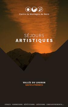 sejours artistiques dans les pyrenees