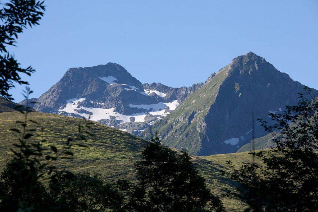 sejour rando en groupe dans les pyrenees