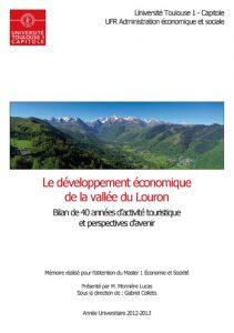 Germ Louron centre de montagne dans les Pyrénées